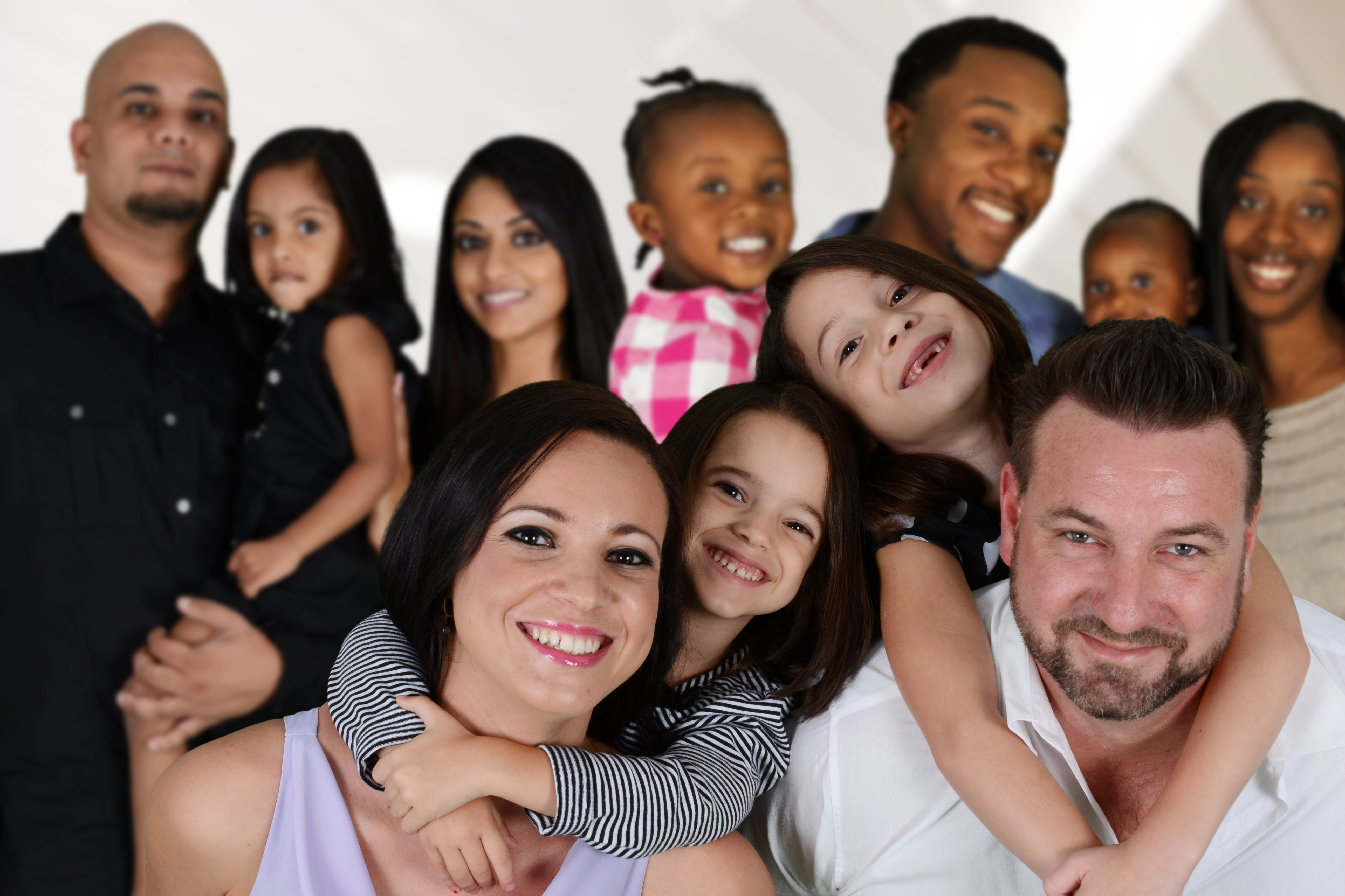 benefits of blended families