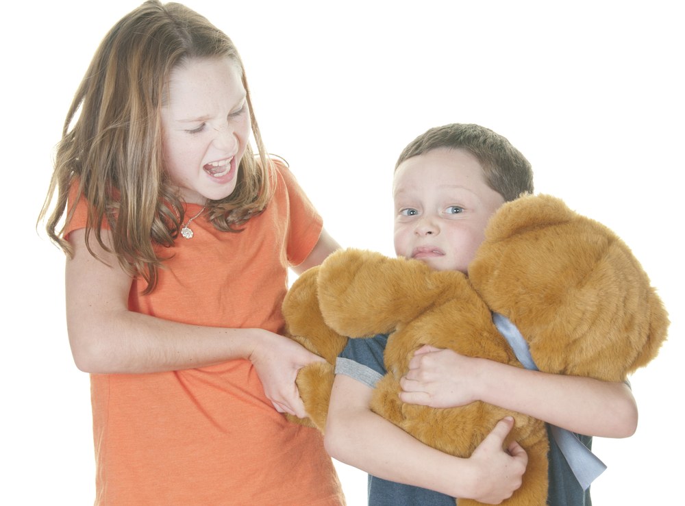 Young children living with half-siblings or step-siblings show more aggressive behavior