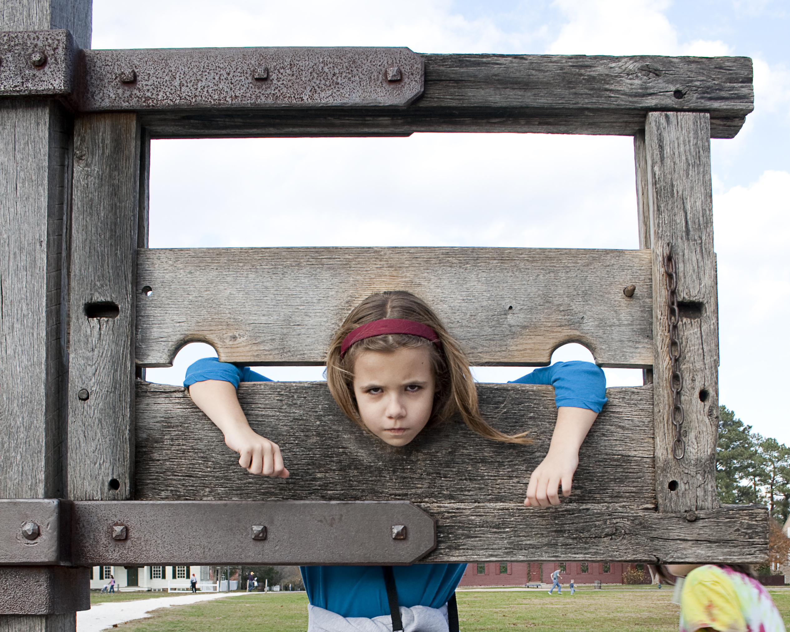 Colonial Punishments For Kids What's good p...
