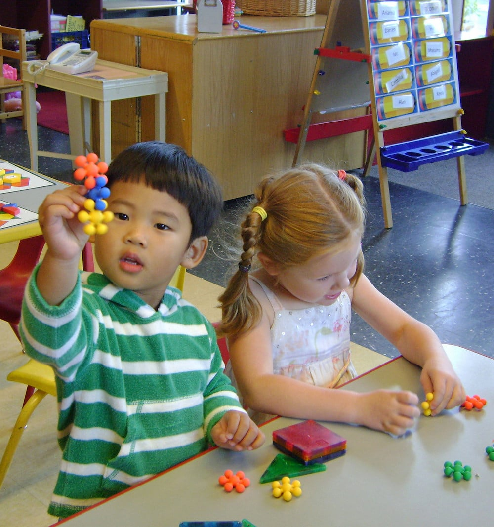 Learning math, science and technology is good for preschoolers