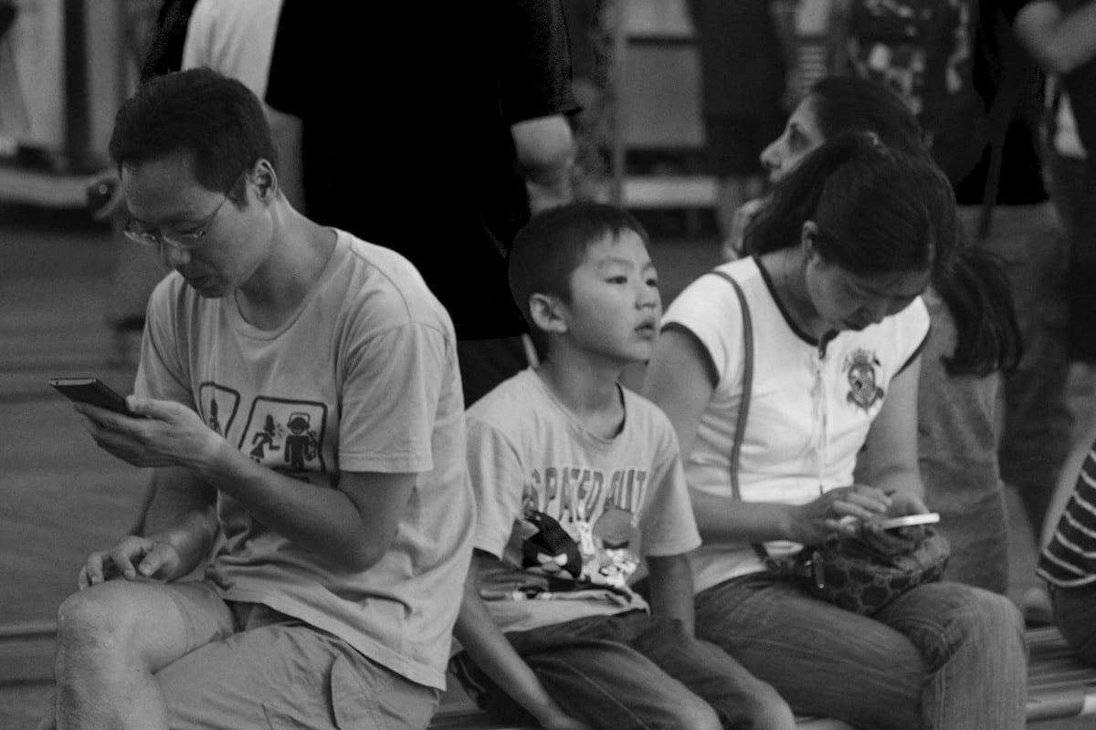 parents technology and children