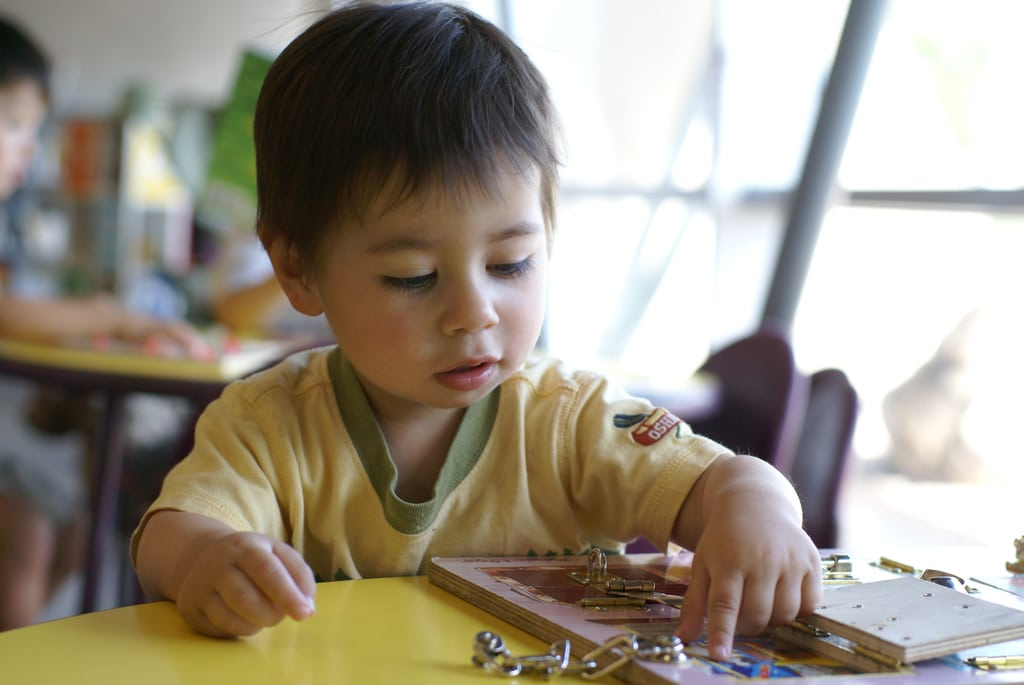 How a parent helps a child with a puzzle predicts the child's executive function – the ability to manage time and pay attention
