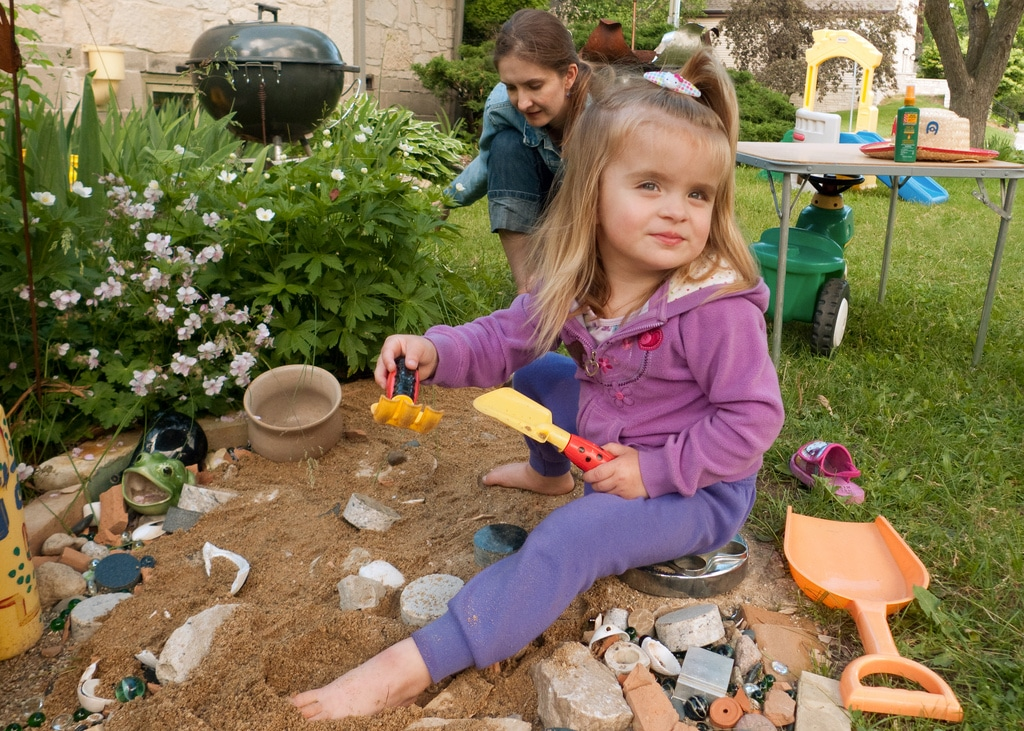 Pretend play is less beneficial for early child development than play that's rooted in real life