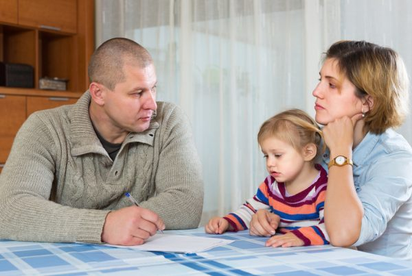 shared parenting after divorce