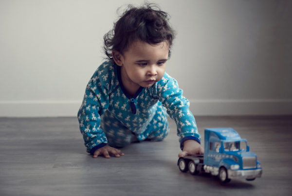 the importance of play in child development