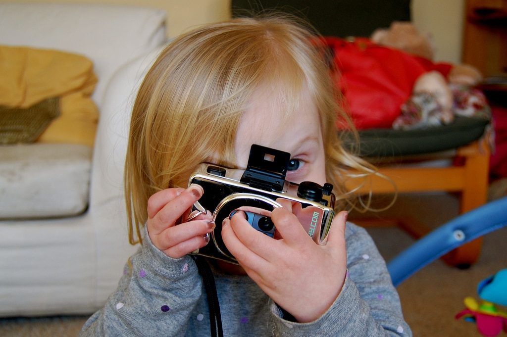 Audio-visual technologies promise toddlers'-eye views of early childhood development