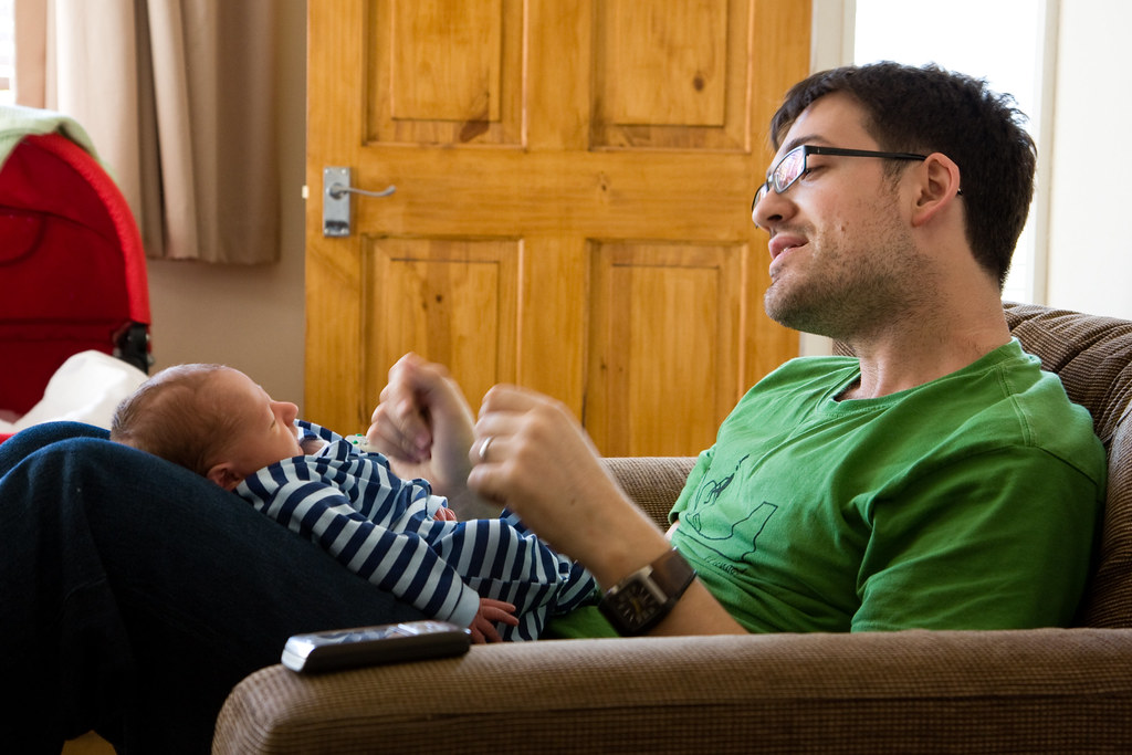 The importance of singing to babies: a source of comfort